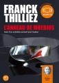 Couverture L'anneau de Moebius Editions Audiolib 2009
