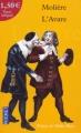 Couverture L'avare Editions Pocket 2007