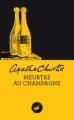 Couverture Meurtre au champagne Editions du Masque 2012