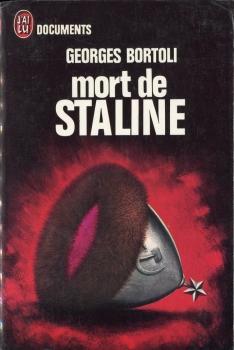 Couverture Mort de Staline