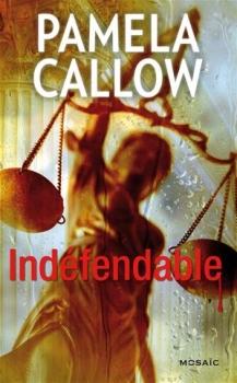 Couverture Les enquêtes de Kate Lange, tome 2 : Indéfendable