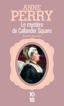 Couverture Le mystère de Callander square