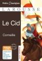 Couverture Le Cid Editions Larousse (Petits classiques) 2006