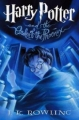 Couverture Harry Potter, tome 5 : Harry Potter et l'ordre du phénix Editions Scholastic 2003