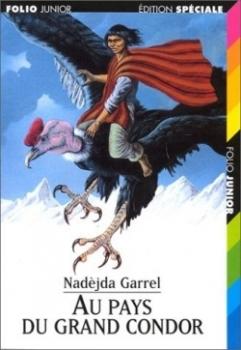 Couverture Au pays du Grand Condor