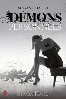 Couverture Megan Chase, tome 1 : Démons personnels