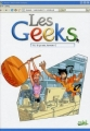 Couverture Les Geeks, tome 3 : Si ça rate, formate ! Editions Soleil 2009