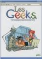 Couverture Les Geeks, tome 6 : Je ne suis pas un numéro, je suis un tome libre ! Editions Soleil 2010