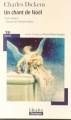 Couverture Un chant de Noël / Le drôle de Noël de Scrooge Editions Folio  (Plus classiques) 2011