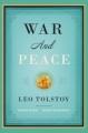 Couverture La guerre et la paix, intégrale Editions Vintage (Classics) 2011