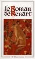 Couverture Le roman de Renart / Roman de Renart Editions Flammarion (GF) 1999