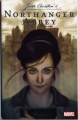 Couverture Northanger Abbey (comics) Editions Marvel 2012