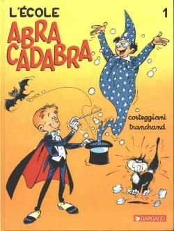 Couverture L'école Abracadabra, tome 01