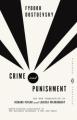 Couverture Crime et châtiment, intégrale Editions Vintage (Classics) 1993