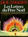 Couverture Lettres du Père Noël Editions Christian Bourgois  1977