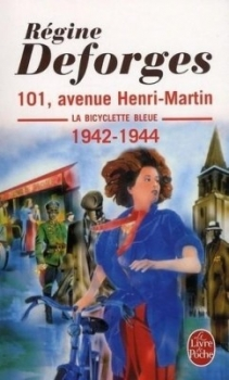 Couverture La Bicyclette bleue, tome 02 : 101, avenue Henri-Martin
