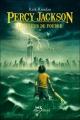 Couverture Percy Jackson, tome 1 : Le voleur de foudre Editions Albin Michel 2008