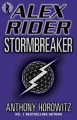 Couverture Alex Rider, tome 01 : Stormbreaker Editions Walker Books 2010