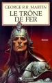 Couverture Le Trône de fer, tome 01 Editions Pygmalion (Fantasy) 2012