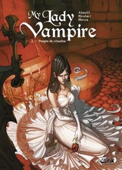 Couverture My Lady Vampire, tome 2 : Poupée de crinoline