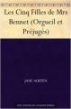 Couverture Orgueil et Préjugés Editions Une oeuvre du domaine public 2012
