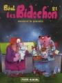 Couverture Les Bidochon, tome 21 : Les Bidochon sauvent la planète Editions Fluide glacial 2012