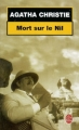 Couverture Mort sur le Nil Editions Le Livre de Poche 2001