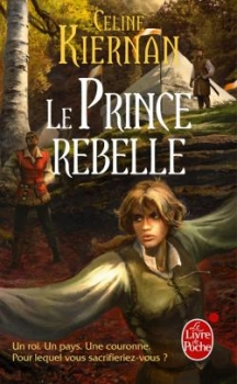 Couverture Moorehawke, tome 3 : Le prince rebelle