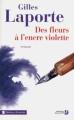 Couverture Des fleurs à l'encre violette Editions Presses de la cité (Terres de France) 2013