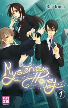 Couverture Mysterious Honey, tome 1