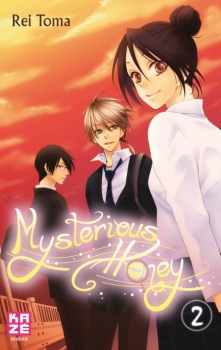 Couverture Mysterious Honey, tome 2