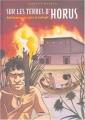 Couverture Sur les terres d'Horus, tome 4 : Nakhtamon ou la colère de Sekmet Editions Delcourt (Conquistador) 2004