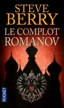 Couverture Le complot Romanov