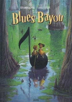 Couverture Blues Bayou
