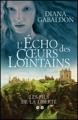 Couverture Le chardon et le tartan, tome 10 : L'écho des coeurs lointains, partie 2 : Les fils de la Liberté Editions France loisirs 2012