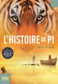 Couverture L'histoire de Pi Editions Folio  (Junior) 2012