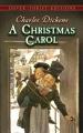 Couverture Un chant de Noël / Le drôle de Noël de Scrooge / Cantique de Noël Editions Dover Thrift 1991