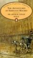 Couverture Sherlock Holme, tome 3 : Les aventures de Sherlock Holmes Editions Penguin books (Popular Classics) 1994