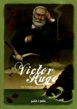 Couverture Poèmes de Victor Hugo en bandes dessinées