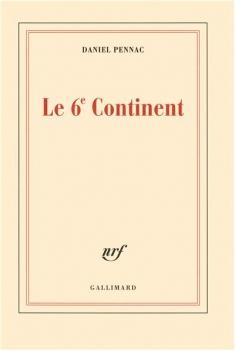Couverture Le 6e continent