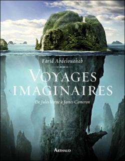 Couverture Voyages Imaginaires, de Jules Verne à James Cameron