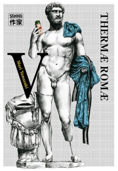 Couverture Thermae Romae, tome 5
