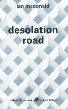 Couverture Desolation road