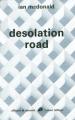 Couverture Desolation road Editions Robert Laffont (Ailleurs & demain) 2011