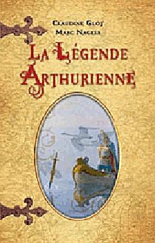 Couverture La légende arthurienne