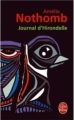 Couverture Journal d'Hirondelle Editions Le Livre de Poche 2009