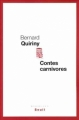 Couverture Contes carnivores Editions Seuil (Cadre rouge) 2008