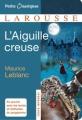 Couverture L'aiguille creuse Editions Larousse (Petits classiques) 2012