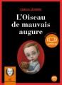 Couverture L'Oiseau de mauvais augure Editions Audiolib 2010