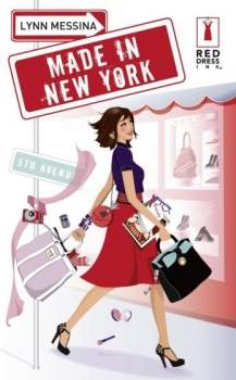 Couverture Made in New York